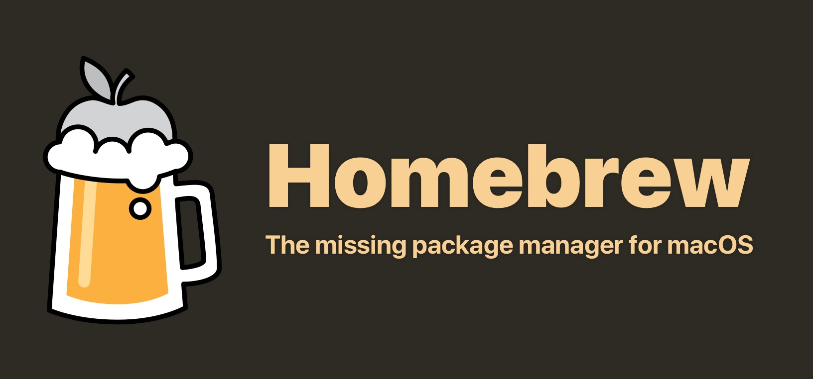 The missing package manager for macOS — The missing package manager for macOS